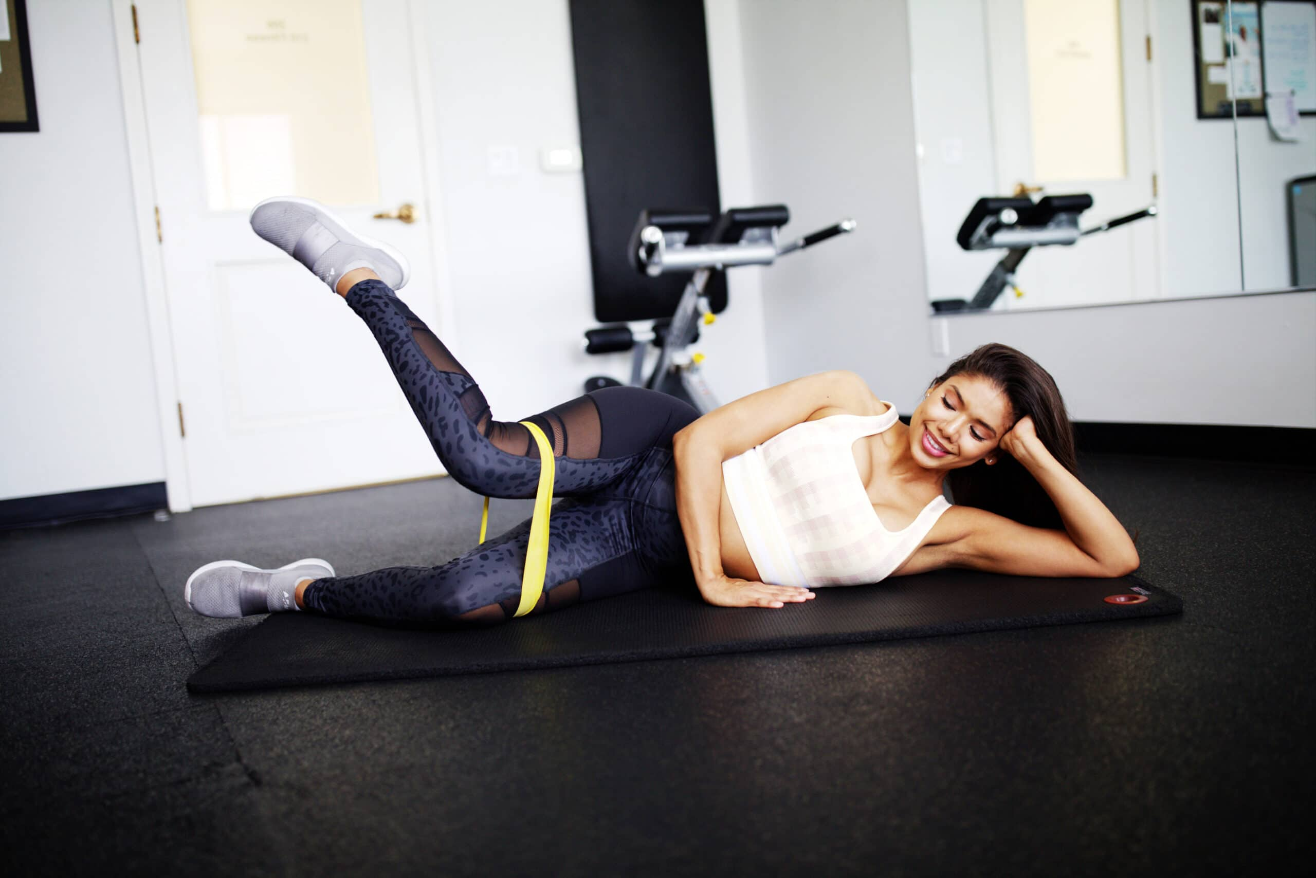 The Simple And Quick At Home Glute Workout
