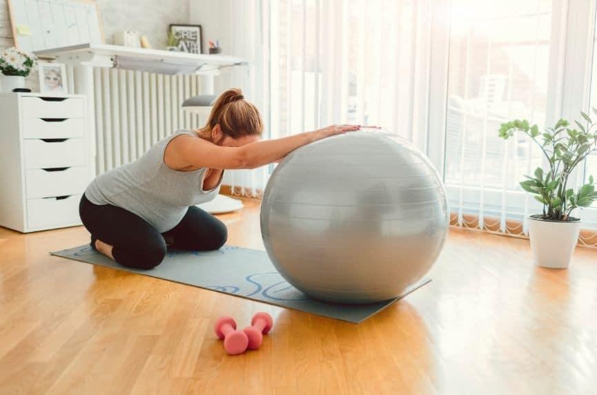 Types of Pregnancy Exercises
